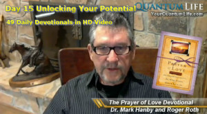 Day 15 Unlocking Your Potential