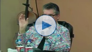 Dr. Hanby with Jose Mora at The House of Blessing Pt 2