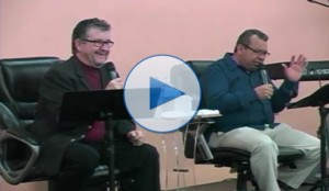 Dr. Hanby with Jose Mora at The House of Blessing Pt 3