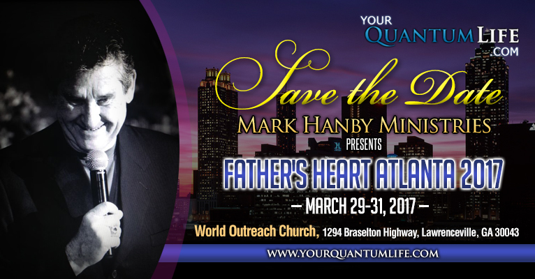 Father's Heart Atlanta- March 29-31, 2017- Registration